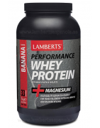 Lamberts Whey Protein Sabor Plátano 1 kg