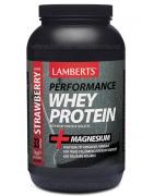Lamberts Whey Protein Sabor Fresa 1 kg