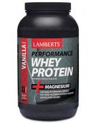 Lamberts Whey Protein Sabor Vainilla 1 kg