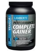 Lamberts Complete Gainer Sabor Vainilla 1,8kg