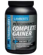 Lamberts Complete Gainer Sabor Fresa 1,8kg