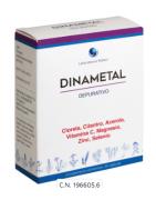 Dinametal Depurativo 30 Cápsulas Mahen