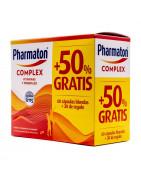 Pharmaton Complex 60 Cápsulas + REGALO de 30 Cápsulas