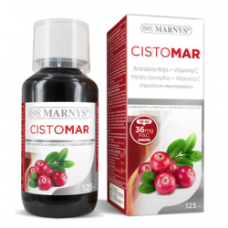 Marnys Cistomar Jarabe 125ml