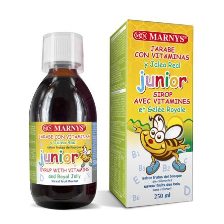 Marnys Junior Multivit con Jalea 250ml
