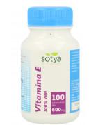 Sotya Vitamina E 100 Cápsulas