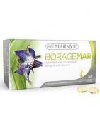 Marnys Boragemar Aceite de Borraja 60 Cápsulas