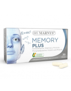 Marnys Memory Plus 30 Cápsulas