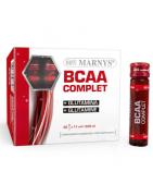 Marnys BCAA Complet con Glutamina 20 Viales