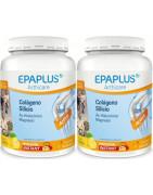 Epaplus Duplo Colágeno + Silicio + Ácido Hialurónico + Magnesio Sabor Limón 383g