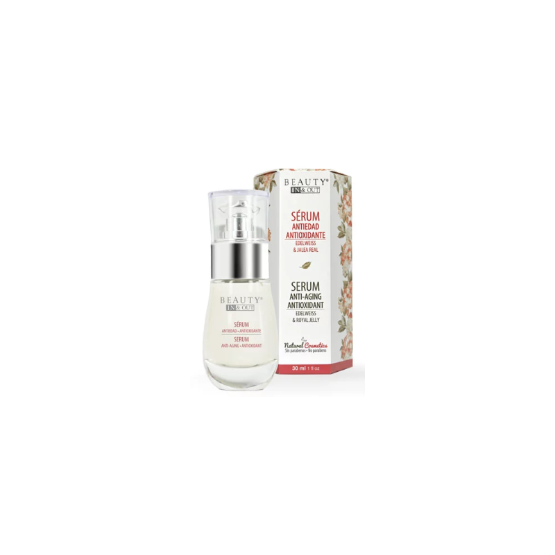 Marnys Serum Facial Antiedad Beauty In&Out 30ml