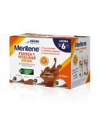 Meritene Drink Fuerza y Vitalidad Chocolate 6x125ml