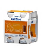Meritene Drink Fuerza y Vitalidad Chocolate 4x125ml