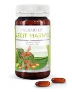 Marnys Lecitina de soja 1200mg 60 Comprimidos