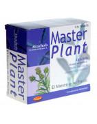 Master Plant Alcachofa 10 Ampollas
