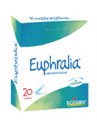 Euphralia Limpiador Ocular 20 Monodosis