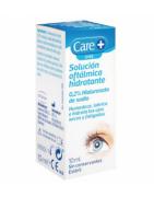 Care+ Ojos Solución Oftálmica Hidratante 10ml