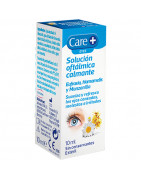 Care+ Ojos Solución Oftálmica Calmante 10ml