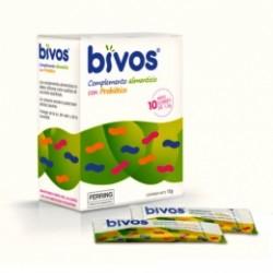 Bivos 10 Sobres Probiótico Infantil