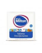 Milton Tabletas Esterilizadoras 28uds