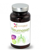 Neumosan (Mucosin) Mundo Natural 60 Cápsulas