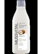 Mussvital Gel de Baño Aceite de Coco 750ml