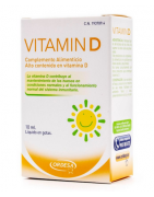 Vitamin D Ordesa 10ml