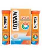 Leotron Vitamina C Triple Acción 36 Comprimidos.
