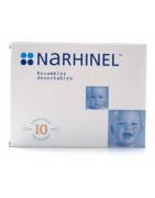 Narhinel Clásico Recambios Desechables 10uds