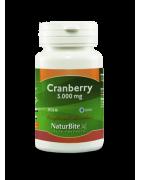 Naturbite Cranberry 5000mg 60 Cápsulas