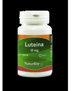 Naturbite Luteína 10mg 60 Cápsulas