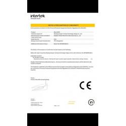 Certificacion Europea CE