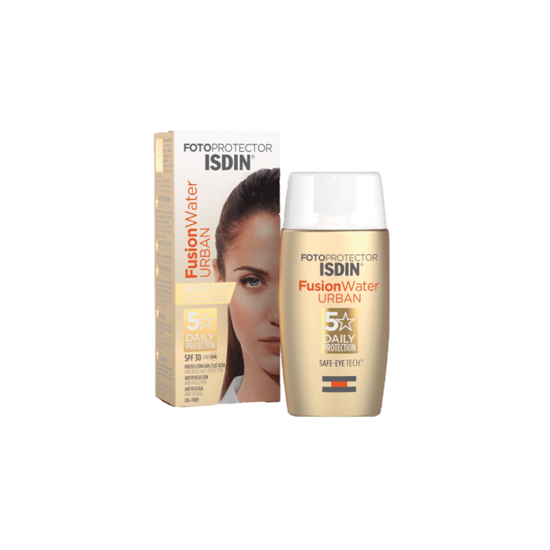 Isdin Fotoprotector Fusion Water Urban SPF30 50ml