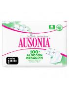 Ausonia Natural Noche Alas 9uds