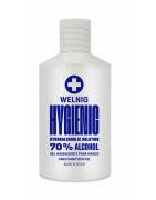 Welnig Gel Líquido Higienizante Hidroalcohólico 120ml