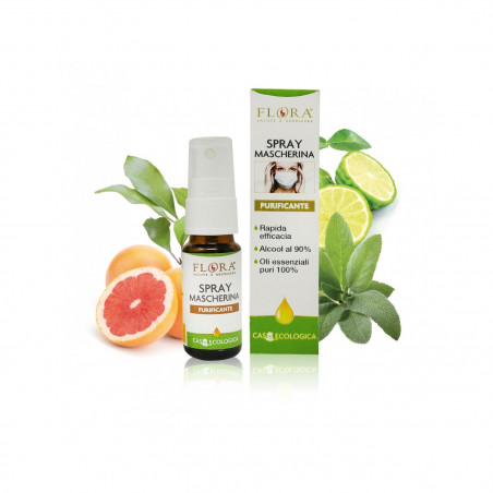 Flora Spray Higienizante Mascarillas 10ml