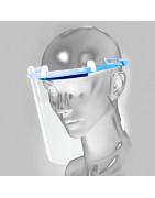 MCI Pantalla Facial Protectora Infantil Azul