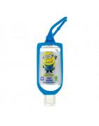 Higienizante de manos infantil MINIONS 60ml