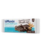 Bimanan Barrita Crujiente de Chocolate Negro