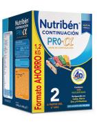 Nutriben Continuación Pro Alfa 1200g