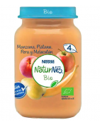 Naturnes BIO Frutas Variadas 190g