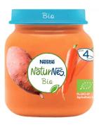 Naturnes BIO Zanahoria y Boniato 125gr