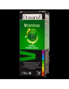Complejo Vitaminas Grupo B 60 cáps.