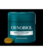 Oenobiol Fuerza y Vitalidad 60 cápsulas