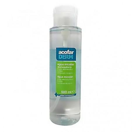 AcofarDERM Agua Micelar 500ml
