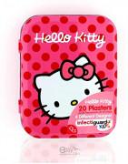 20 tiritas  4 diseños de Hello Kitty