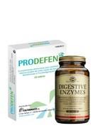 Enzimas digestivas, Probióticos y Prebióticos